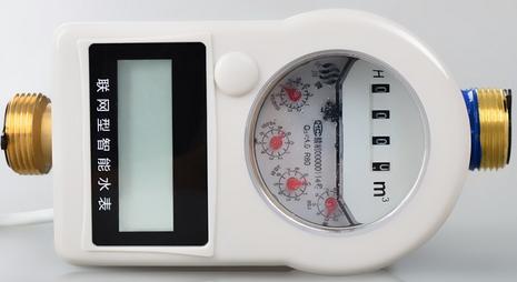 解决客户智能水表电子显示与字轮不相符问题
