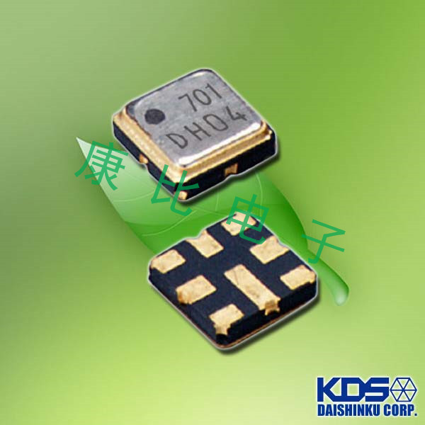 KDS晶振,贴片晶振,DSF334SAF晶振