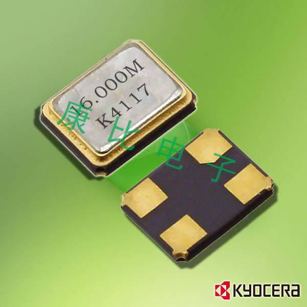 京瓷晶振,贴片晶振,CX1210DB晶振
