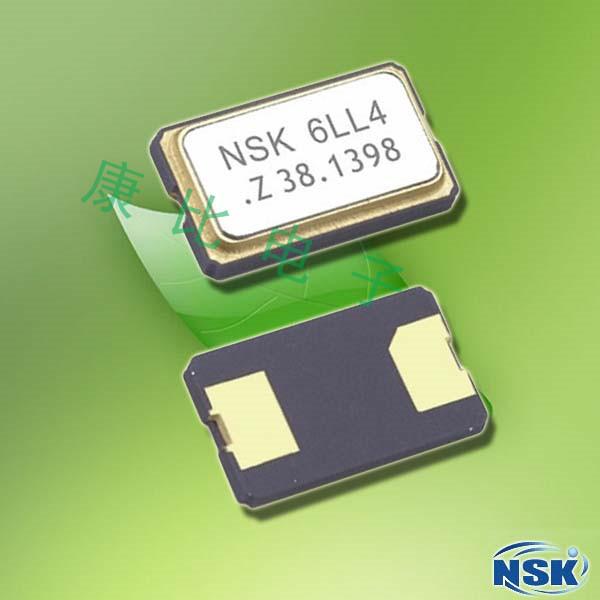 津绽晶振,贴片晶振,NXC-63-AP2-SEAM晶振
