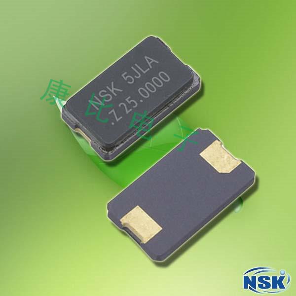 津绽晶振,贴片晶振,NXC-63-APA-GLASS晶振
