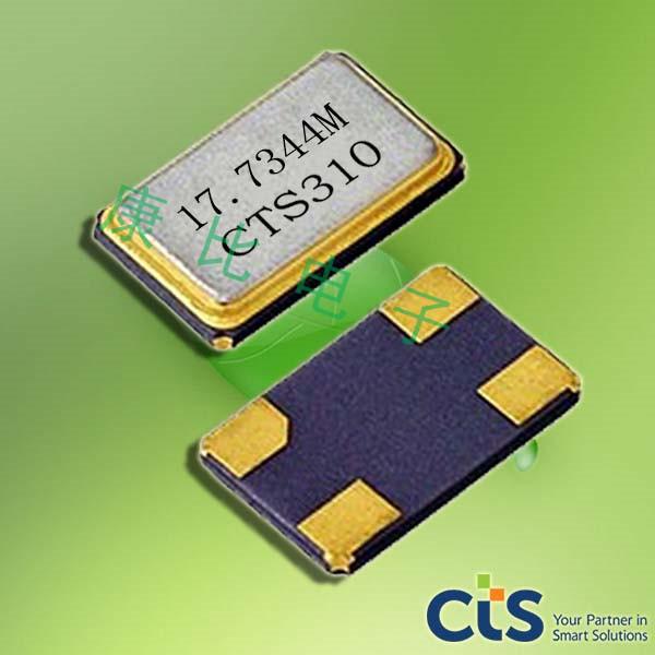 CTS晶振,贴片晶振,406晶振,406C35B10M24500晶振
