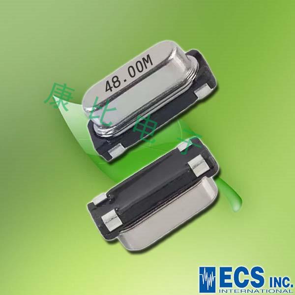 ECS晶振,贴片晶振,CSM-4AX晶振,ECS-120-32-28AX-TR晶振