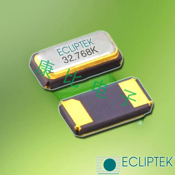 日蚀晶振,贴片晶振,E8WSDC12-32.768K晶振
