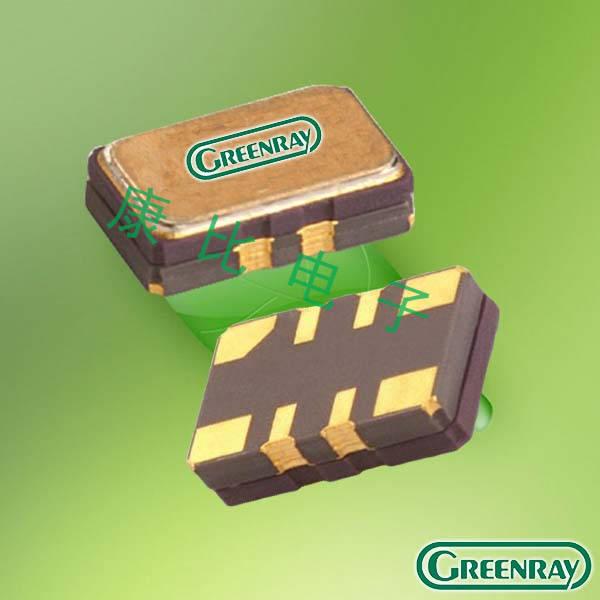 Greenray晶振,贴片晶振,T52晶振
