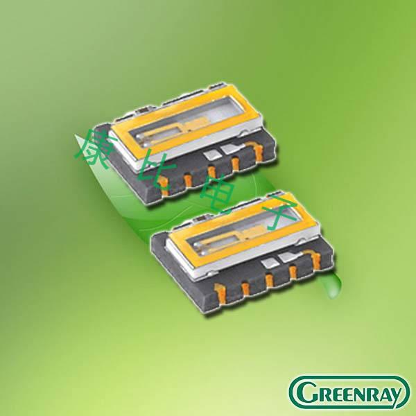 Greenray晶振,贴片晶振,T70晶振