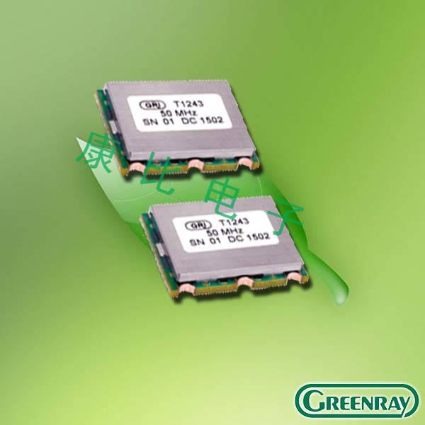 Greenray晶振,贴片晶振,T90晶振