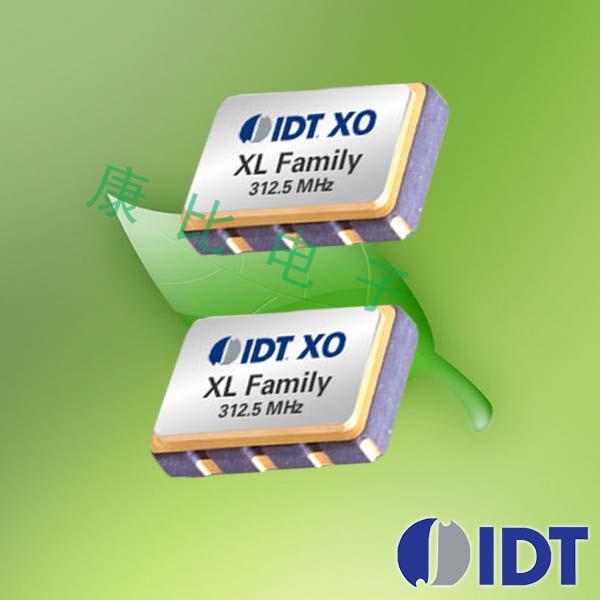 IDT晶振,贴片晶振,XLL晶振,XLL526125.000000I晶振