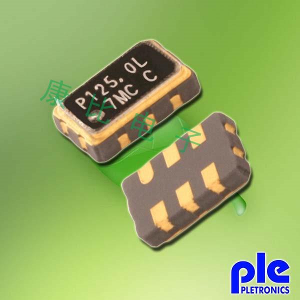 Pletronics晶振,贴片晶振,HC55D晶振