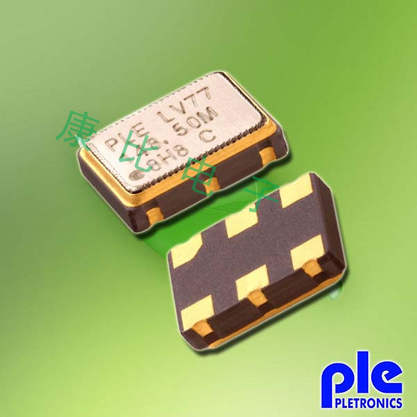 Pletronics晶振,贴片晶振,LV44FG晶振