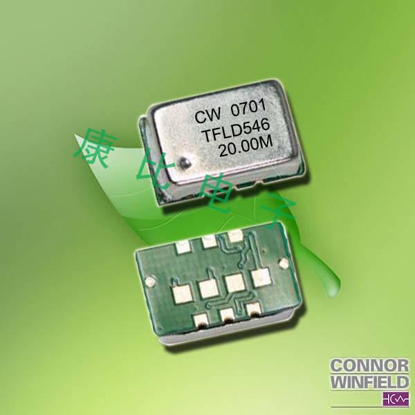 康纳温菲尔德晶振,贴片晶振,TX101晶振