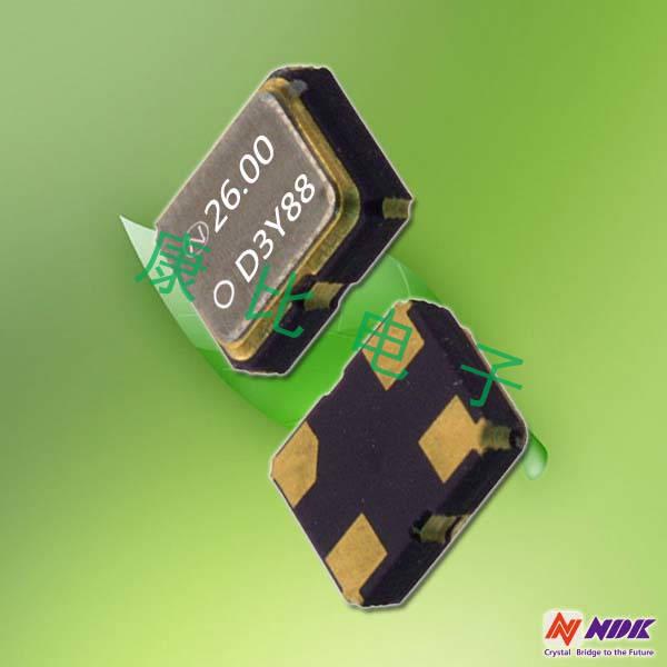 NDK晶振,贴片晶振,NZ2016SD晶振