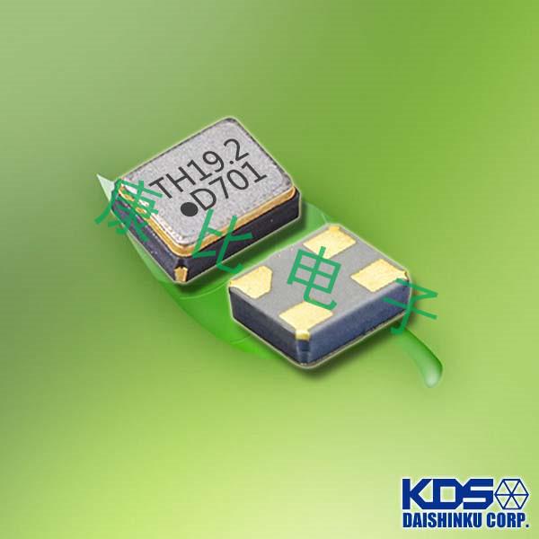 KDS晶振,贴片晶振,DSR211STH晶振