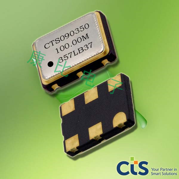 CTS晶振,石英晶体振荡器,315晶振,315LB3I1228T晶振