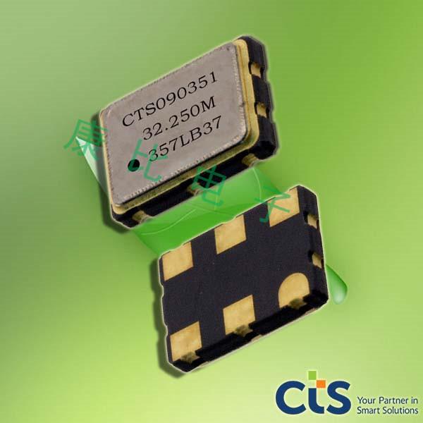 CTS晶振,贴片晶振,317晶振,317LB3C1228T晶振