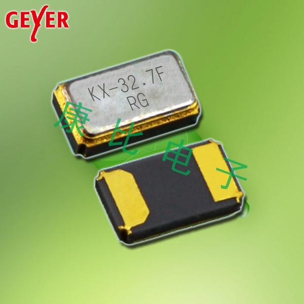 GEYER晶振,贴片晶振,KX-327FT晶振