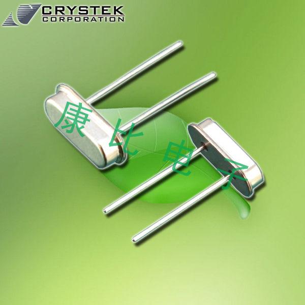 Crystek晶振,插件晶振,CYSxx晶振