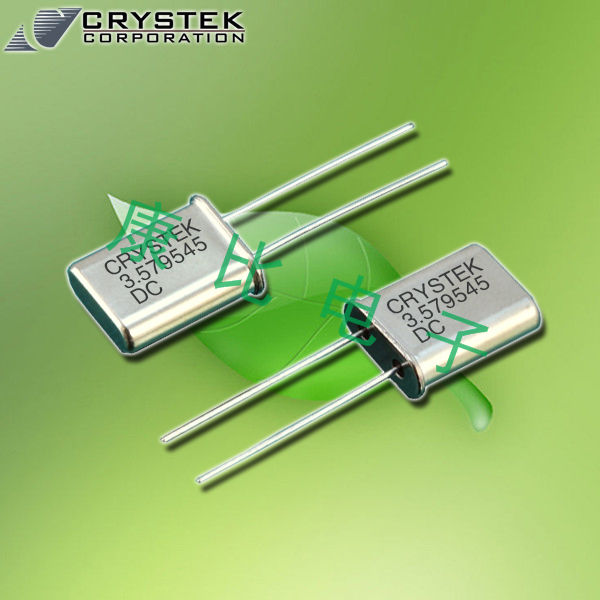 Crystek晶振,插件晶振,CYxx晶振