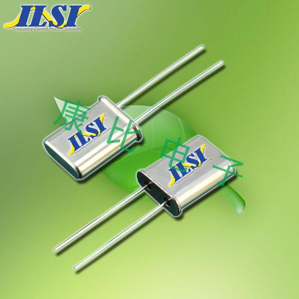 ILSI晶振,插件晶振,HC49U晶振