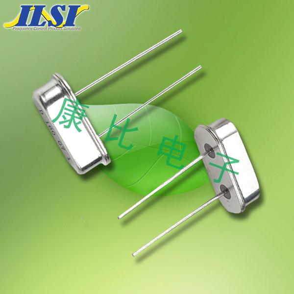 ILSI晶振,插件晶振,HC49US晶振