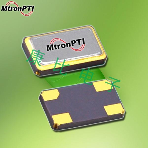 MtronPTI晶振,贴片晶振,PP晶振