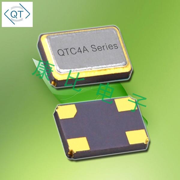 QuartzChnik晶振,贴片晶振,QTC4A晶振