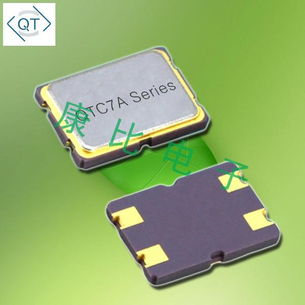 QuartzChnik晶振,贴片晶振,QTC7A晶振