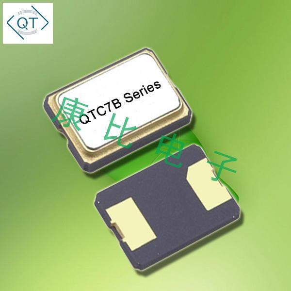 QuartzChnik晶振,贴片晶振,QTC7B晶振