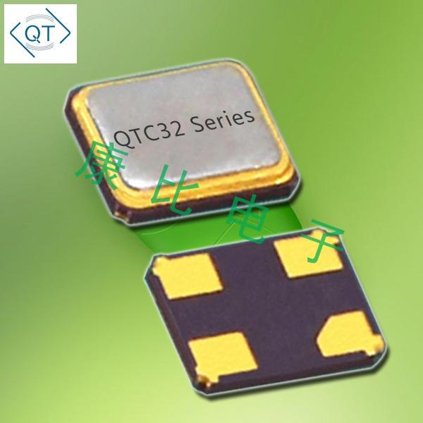QuartzChnik晶振,贴片晶振,QTC32晶振