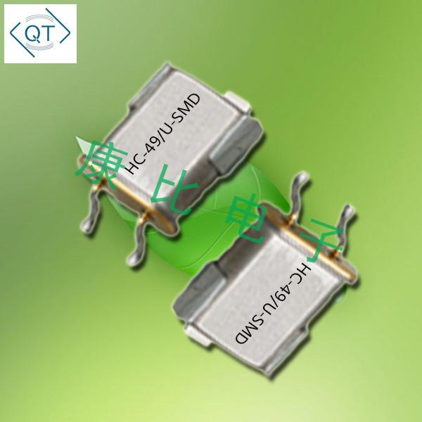 QuartzChnik晶振,插件晶振,QTCC-HC49USMD晶振