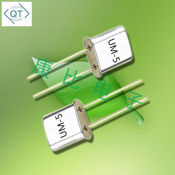 QuartzChnik晶振,插件晶振,QTCC-UM1晶振