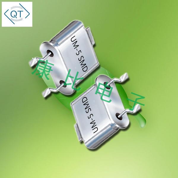 QuartzChnik晶振,插件晶振,QTCC-UM1SMD晶振