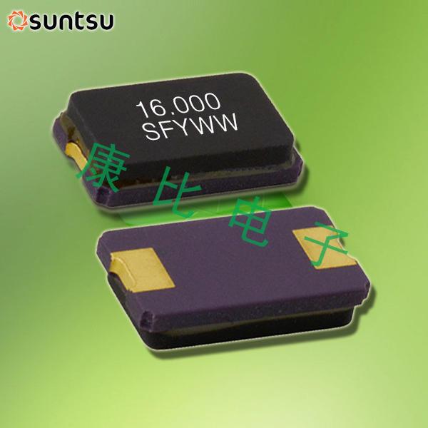 SUNTSU晶振,贴片晶振,SXT8G2晶振