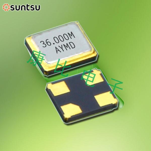 SUNTSU晶振,贴片晶振,SXT114晶振