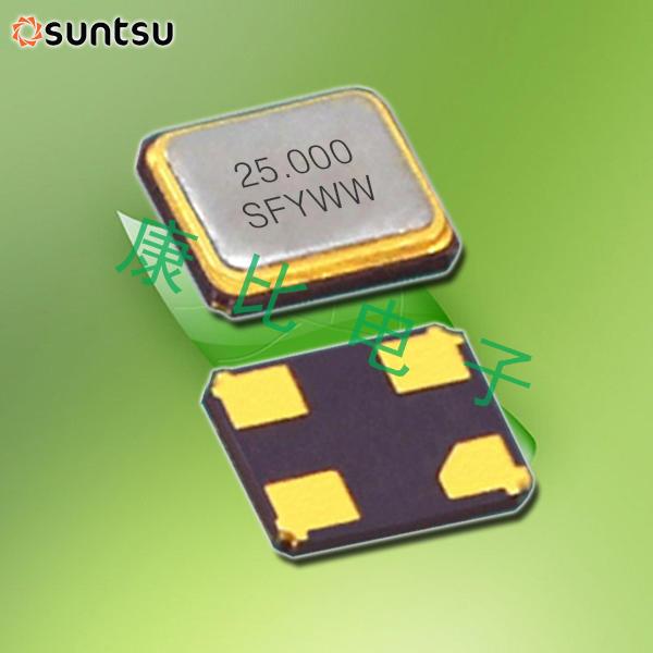 SUNTSU晶振,贴片晶振,SXT324晶振