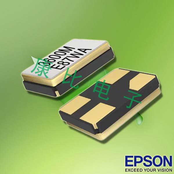 EPSON晶振,贴片晶振,FA-118T晶振,X1E0002510009晶振