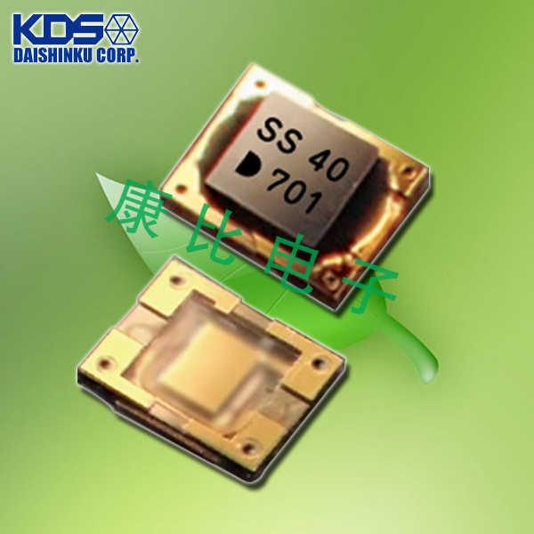 KDS晶振,贴片晶振,DS1008JS晶振,3G通信晶振