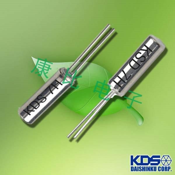 KDS晶振,32.768K,DT-38晶振,DT-381晶振,1TC080DFNS001晶振