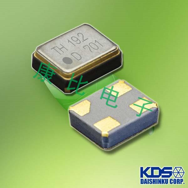 KDS晶振,贴片晶振,DSR211ATH晶振,2016热敏晶振