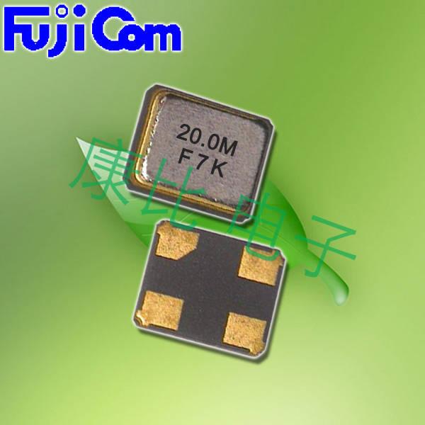 富士通石英晶振,贴片晶振,FSX-2MS晶振,导航仪晶振