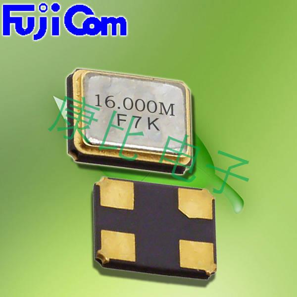 富士通晶振,贴片晶振,FSX-3M晶振,耐高温晶振