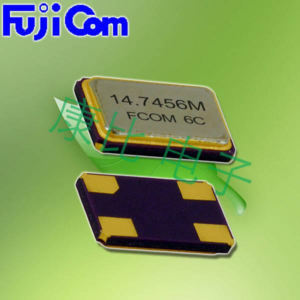 富士通石英晶振,贴片晶振,FSX-4M晶振,音叉表晶