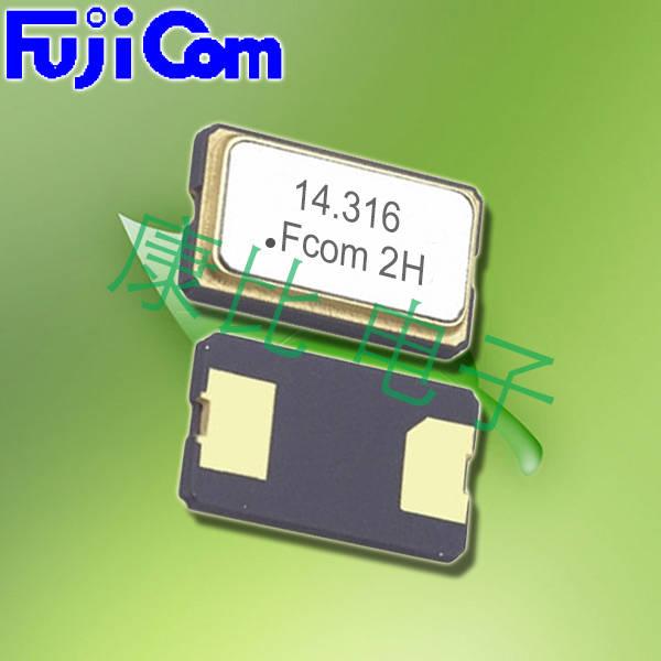 富士通石英晶振,贴片晶振,FSX-6M2晶振,富士通晶振