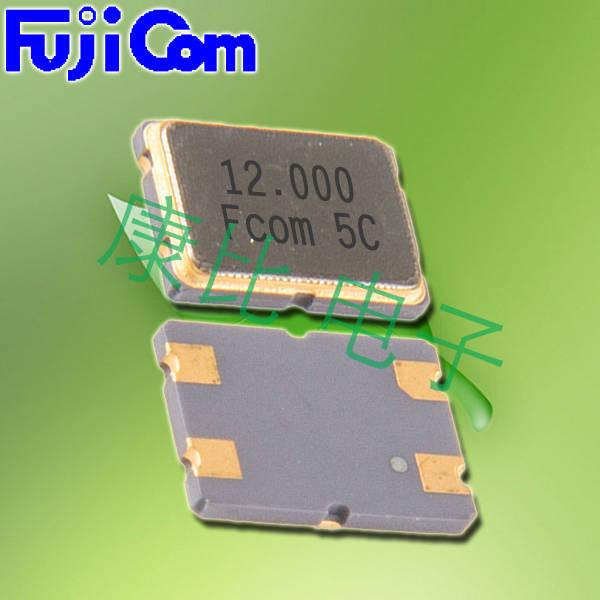 富士通石英晶振,贴片晶振,FSX-7M晶振,汽车谐振器