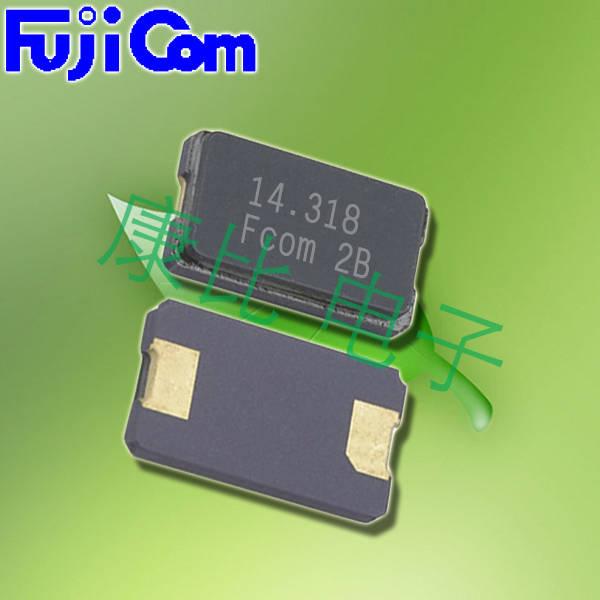 富士通石英晶振,贴片晶振,FSX-8L晶振,低温晶振