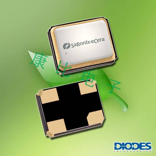 百利通亚陶石英晶振,贴片晶振,FLQ晶振,Diodes水晶振子