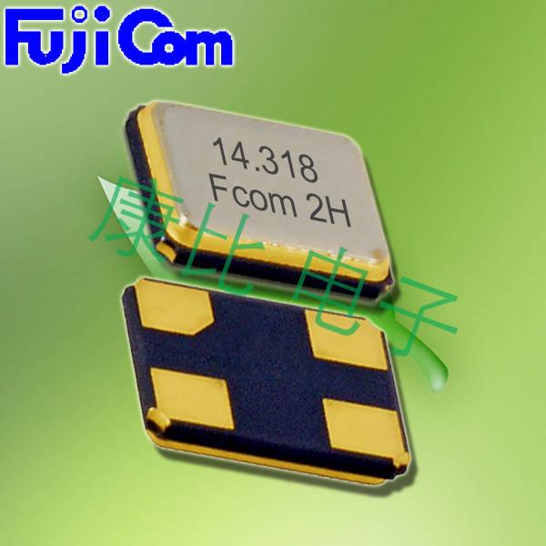 富士通石英晶振,贴片晶振,FSX-6M晶振,玩具晶振
