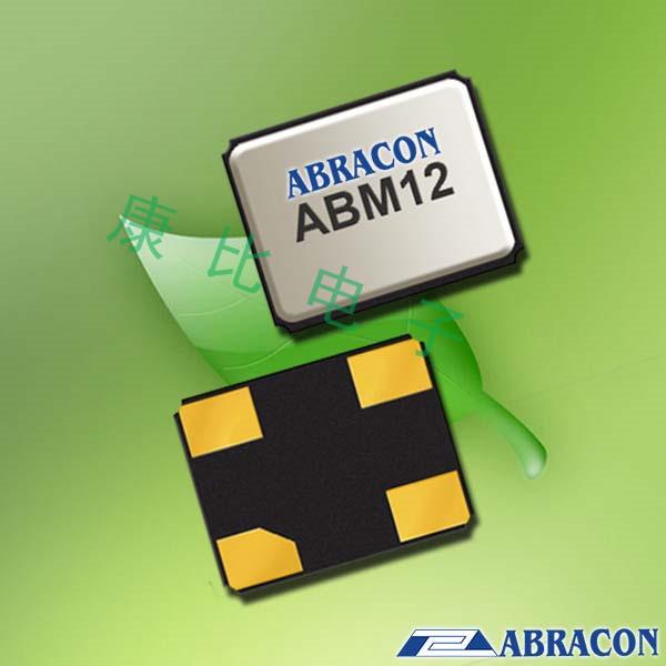 Abracon晶振,贴片无源晶振,ABM12晶体