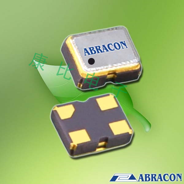 Abracon晶振,进口压控晶振,ASEV低功耗振荡器