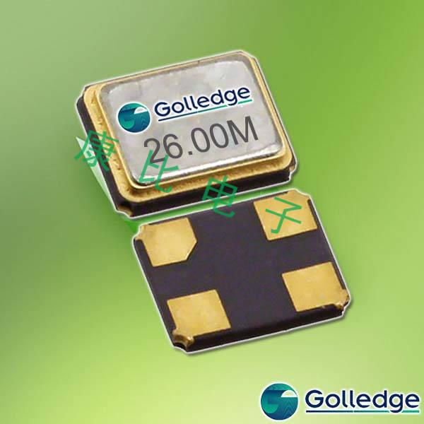Golledge晶振,进口石英晶体,GRX-320晶振